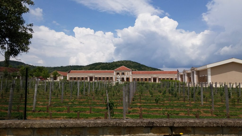 Midalidare Bulgarian winery