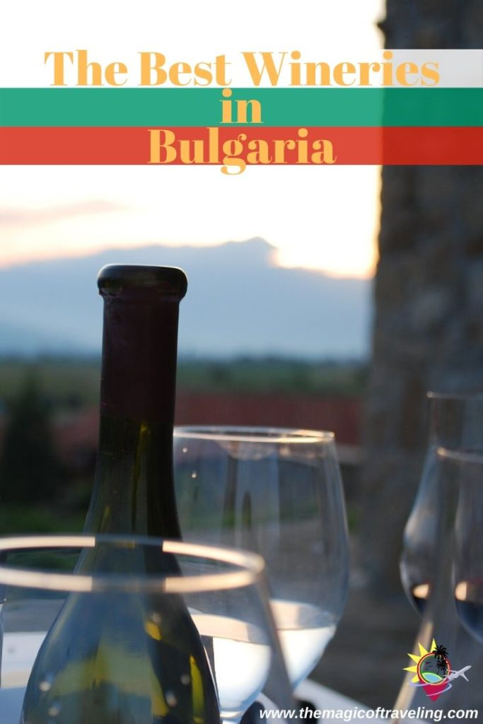The Best Wineries in Bulgaria Pinterest